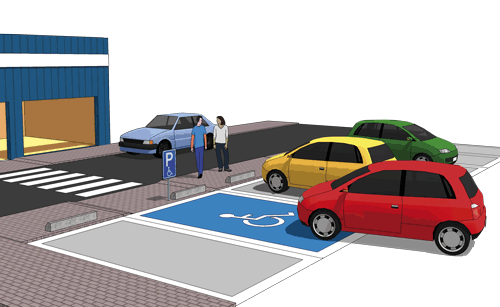 adaptabilite parking coul