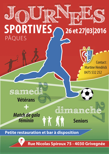 journees sportives paques 2016